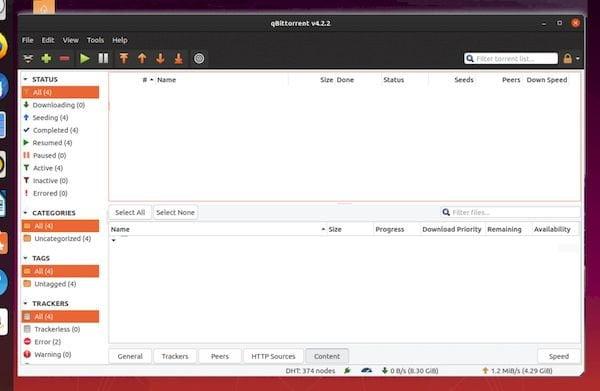 qBittorrent 4.2.2 lançado com várias alterações e novos recursos