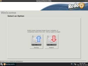 Rescuezilla 1.0.5.1 lançado com suporte para discos rígidos NVMe