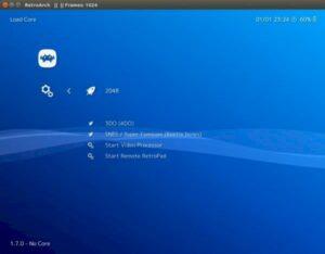 RetroArch Emulator 1.8.5 lançado com melhoria de estabilidade