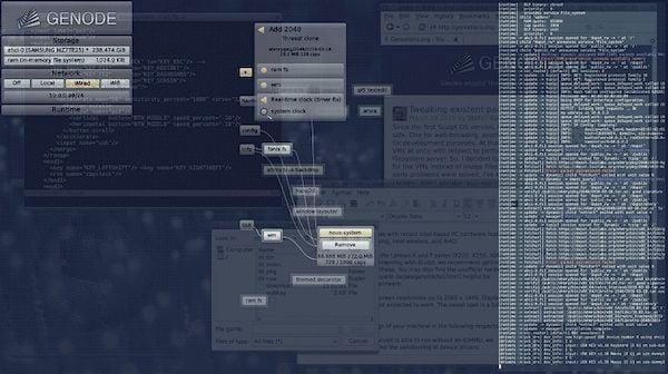 Sculpt OS 20.02 lançado com um gerenciador de arquivos no modo gráfico e muito mais
