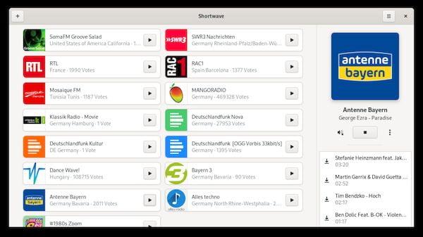 Shortwave 1.0 lançado - Confira as novidades e veja como instalar