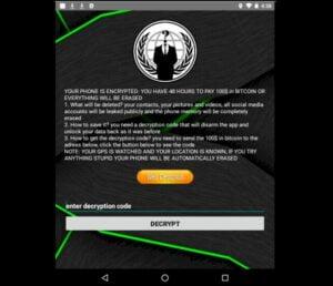 Tracker de Coronavirus está infectando smartphones com Ransomware