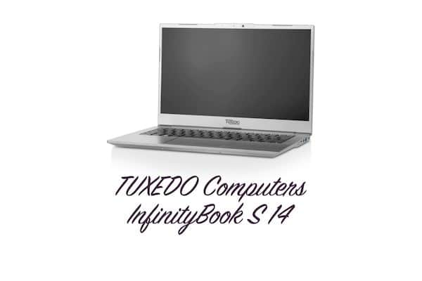 TUXEDO Computers lançou o novo laptop Linux InfinityBook S 14