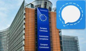 União Europeia decidiu recomendar o uso do Signal para melhorar a confidencialidade das comunicações