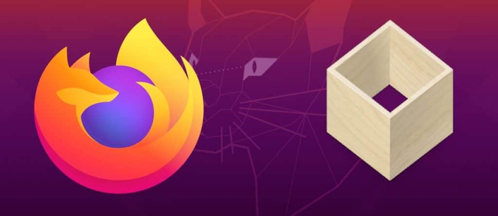 Versão Flatpak do Firefox poderá ser lançada no próximo mês