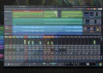 Waveform Free – uma Workstation de áudio digital profissional para Linux