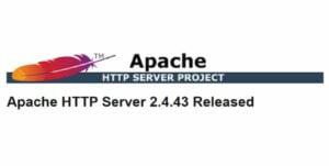 Apache 2.4.43 lançado com melhorias nos módulos e mais