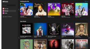 Apple Music agora também funciona no Linux via Apple Music Web