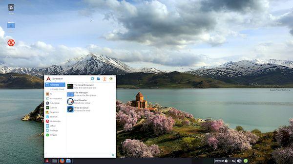 Archman GNU/Linux 2020-04 lançado com alterações na aparência do Xfce