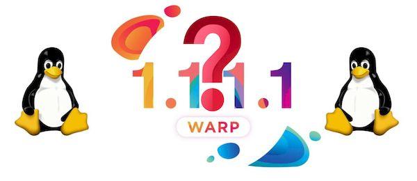 Cloudflare lançou a VPN WARP para Windows e Mac... e nada de Linux!