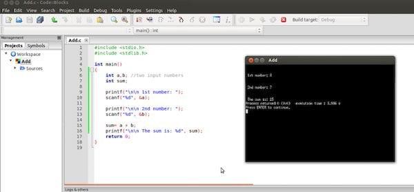codeblocks 20 03 lancado - Code::Blocks 20.03 lançado com correções de bugs e novos recursos