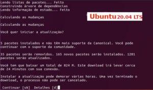 Como atualizar para o Ubuntu 20.04 LTS via terminal (server e desktop)