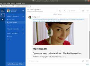 Como instalar o cliente Mattermost no Linux via Snap