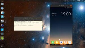 Como instalar o controlador de Android para PC scrcpy no Linux via Snap