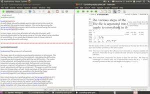 Como instalar o editor LaTeX TeXworks no Linux via Flatpak