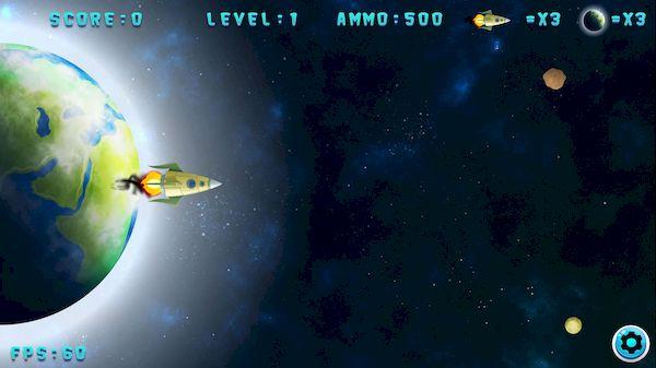 Como instalar o jogo Space Purge no Linux via Snap