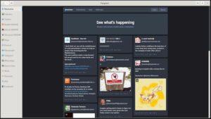 Como instalar o navegador Tangram no Linux via Flatpak