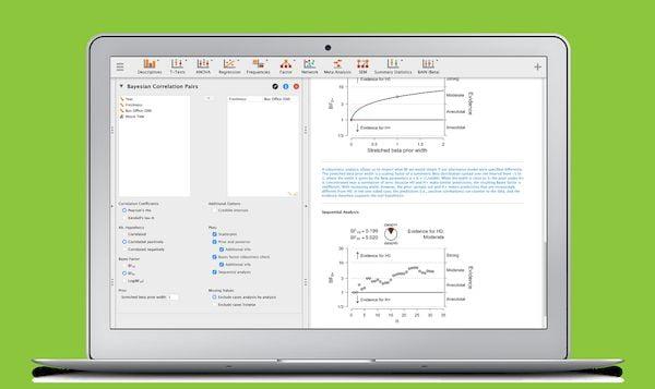 Como instalar o software estatístico JASP no Linux via Flatpak