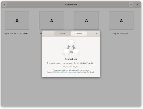 Conheça e instale o GNOME Connections no Linux via Flatpak