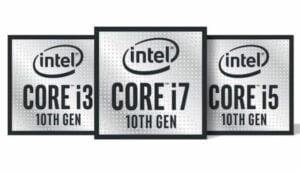 CPUs de 10ª geração da Intel já rivalizam com série Ryzen 4000 da AMD
