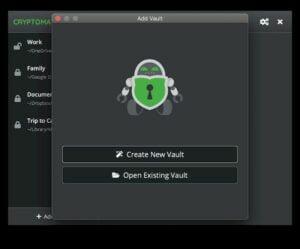 Cryptomator 1.5.0 lançado com interface de usuário redesenhada
