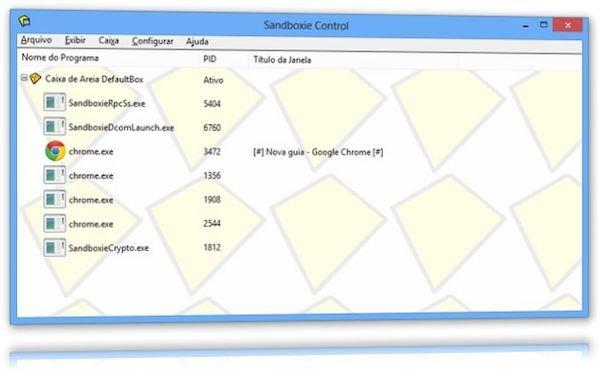 Ferramenta de isolamento Sandboxie agora é um software livre