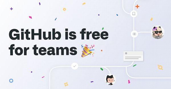 GitHub agora é gratuito para equipes! Confira!