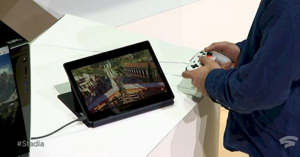Google está oferecendo Stadia gratuitamente para gamers em quarentena