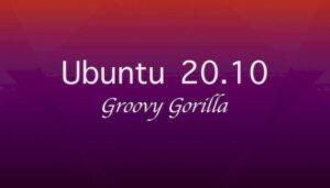 Groovy Gorilla é o codinome do Ubuntu 20.10 e será lançado em 22 de outubro
