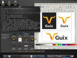 Guix System 1.1.0 lançado com suporte a implantações em larga escala