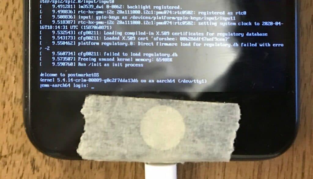 Linux no iPhone 7? Hack permite instalar o postmarketOS