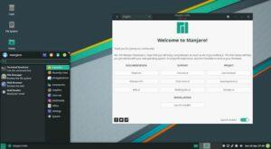Manjaro Linux 20 lançado com o ambiente Xfce 4.14 e mais
