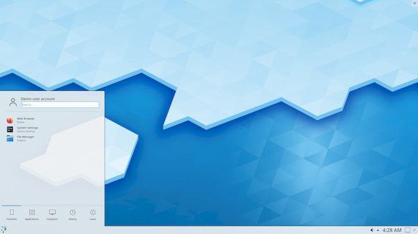 Nixos 20.03 lançado com varias atualizações de sistema e no desktop