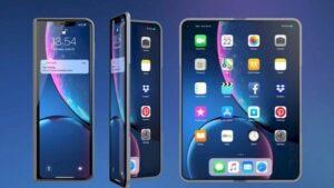 Nova patente da Apple revela baterias flexíveis para iPhones dobráveis