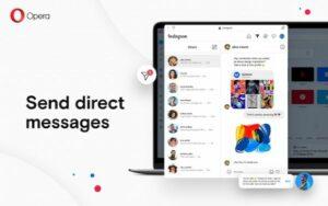 Opera 68 lançado com suporte para Instagram e outros recursos