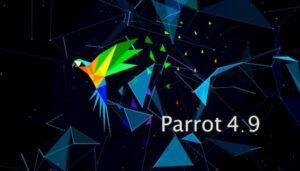 Parrot 4.9 lançado com o Kernel 5.5, novo instalador e mais