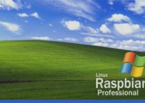 Raspbian XP – um novo clone do Windows XP para Raspberry Pi