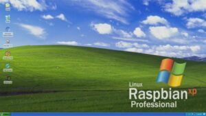 Raspbian XP - um novo clone do Windows XP para Raspberry Pi