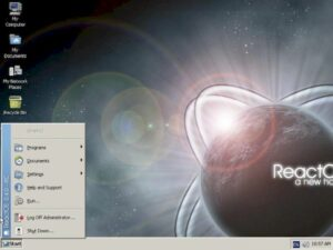 ReactOS 0.4.13 lançado com várias melhorias no armazenamento USB