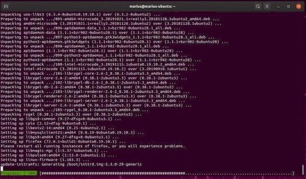 Ubuntu 20.04 LTS recebeu a primeira atualização de segurança do kernel