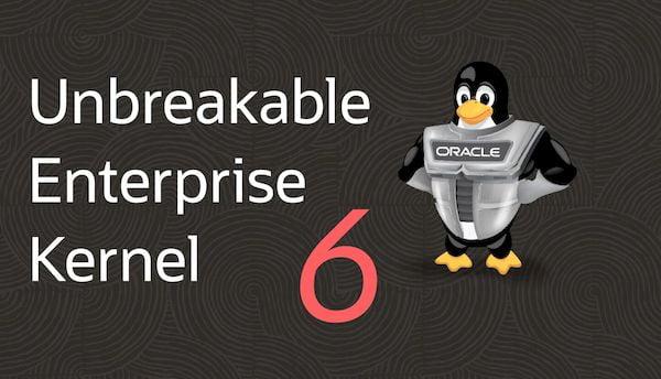 Unbreakable Enterprise Kernel 6 lançado com base no kernel Linux 5.4