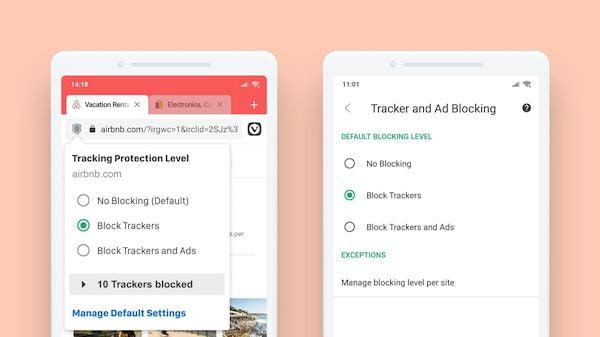 Vivaldi para Android lançado como uma versão estável e funciona em Chromebooks