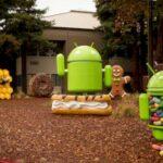 E o Android 2.3 Gingerbread finalmente está morto!