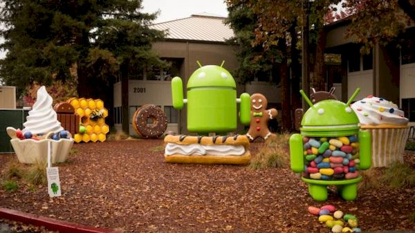 Android 2.3 'Gingerbread' finalmente está morto!