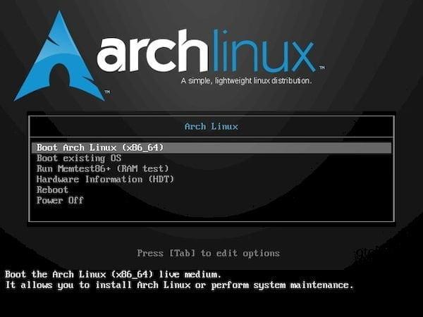 Arch Linux 2020.05.01 lançado com o Kernel 5.6 e mais