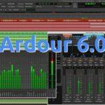 Ardour 6.0 lançado com um novo teclado MIDI virtual e melhorias internas