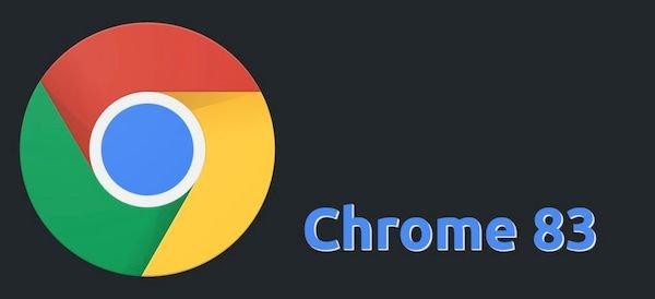 Chrome 83 lançado com melhorias de segurança e várias reformulações