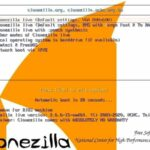 Clonezilla Live 2.6.6 lançado com o Linux Kernel 5.5, ferramentas novas e atualizadas
