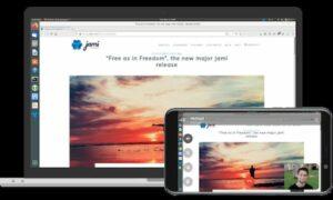 Como instalar o app de bate-papo Jami no Linux via Flatpak