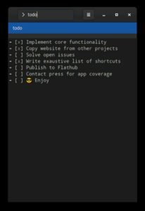 Como instalar o app de notas Notorious no Linux via Flatpak